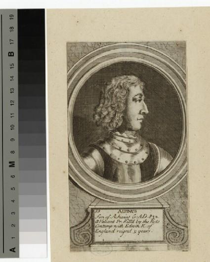 Portrait of Alpinus