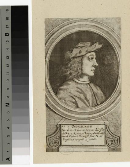 Portrait of Congallus II