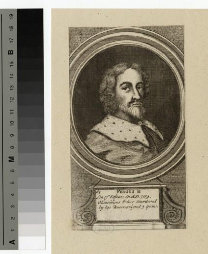 Portrait of Fergus III