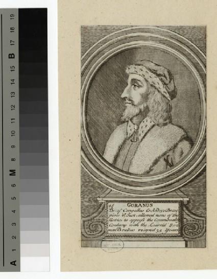 Portrait of Goranus