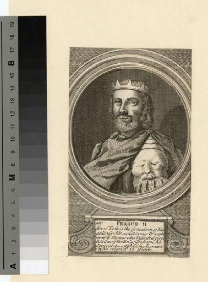Portrait of Fergus II