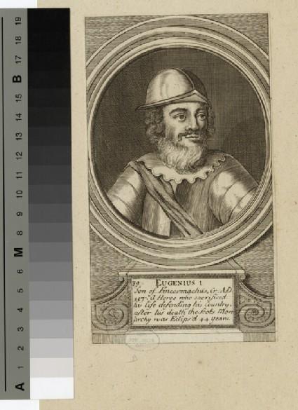 Portrait of Eugenius I
