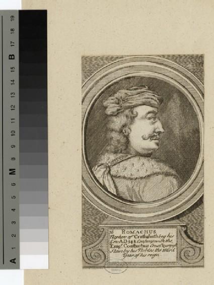 Portrait of Romachus