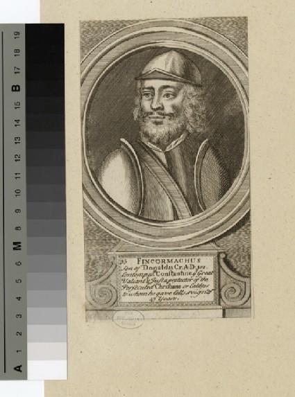 Portrait of Finchormachus