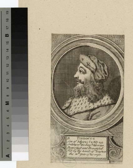 Portrait of Findochus