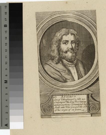 Portrait of Athirco