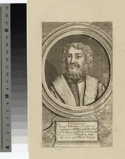 Portrait of Ethodius II