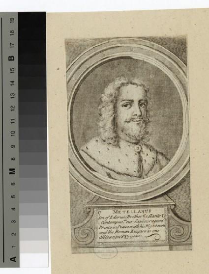 Portrait of Metellanus