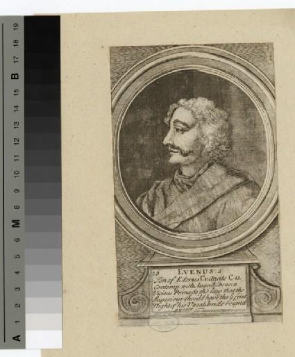 Portrait of Evenus III