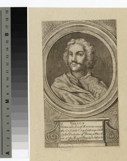 Portrait of Gillus