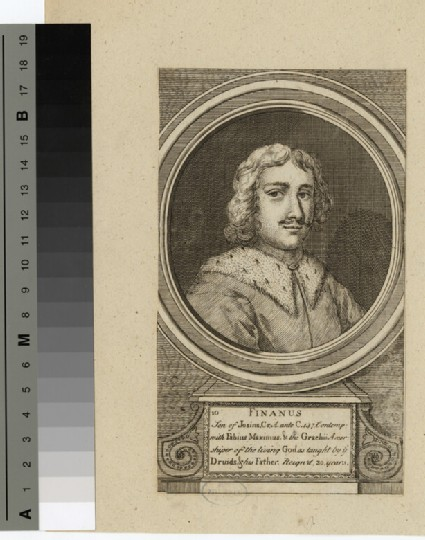 Portrait of Finanus