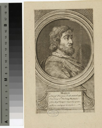 Portrait of Mainus