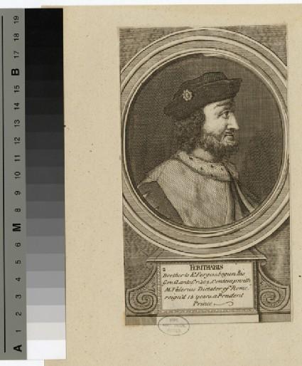 Portrait of Feritharis