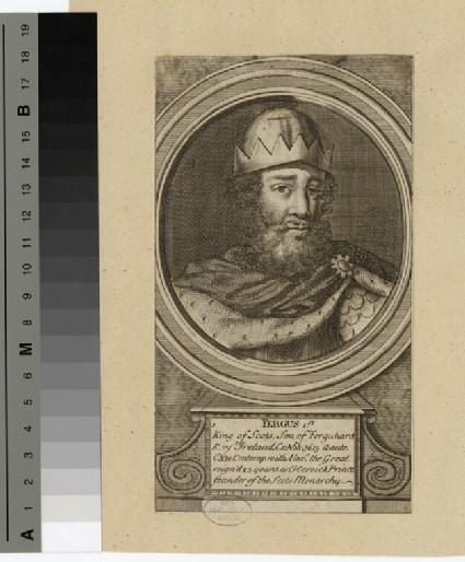 Portrait of Fergus I