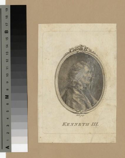 Portrait of Kenneth III