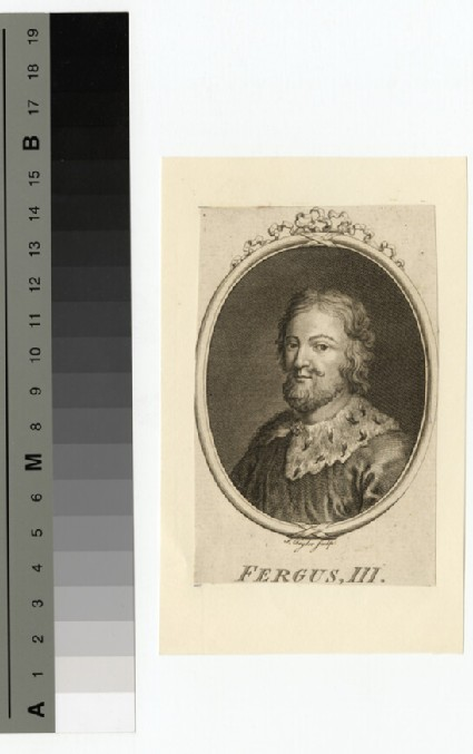Portrait of Fergus III