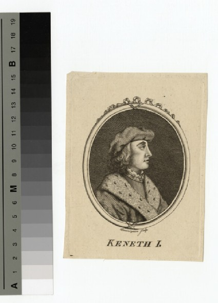 Portrait of Kenneth I