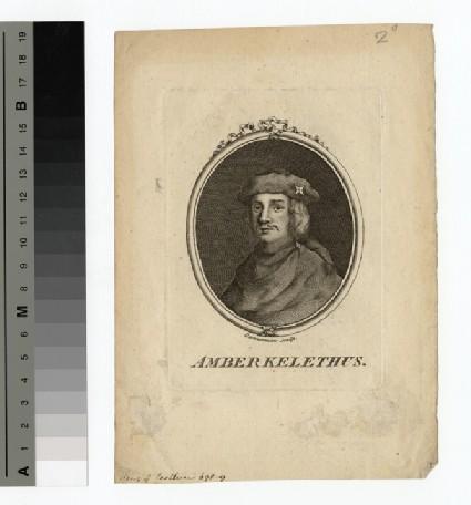 Portrait of Amberkelethus