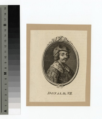 Portrait of Donald VII