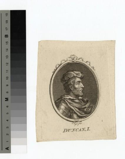 Portrait of Duncan I