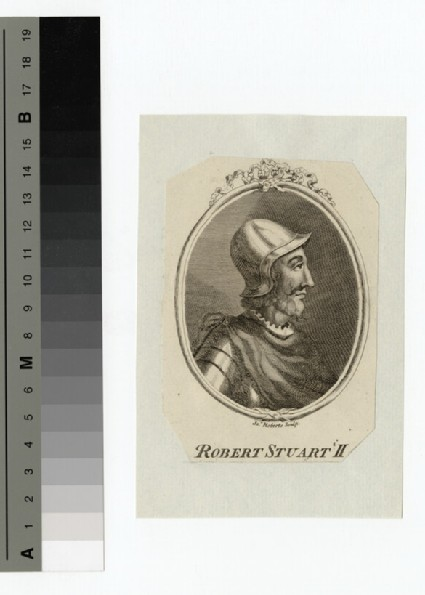 Portrait of Robert Stuart II