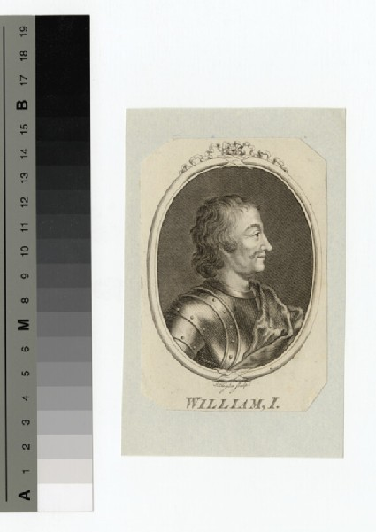 Portrait of William I