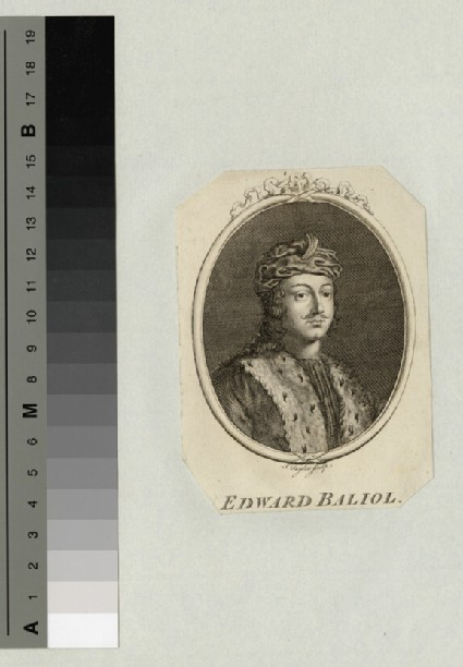 Portrait of Edward Baliol