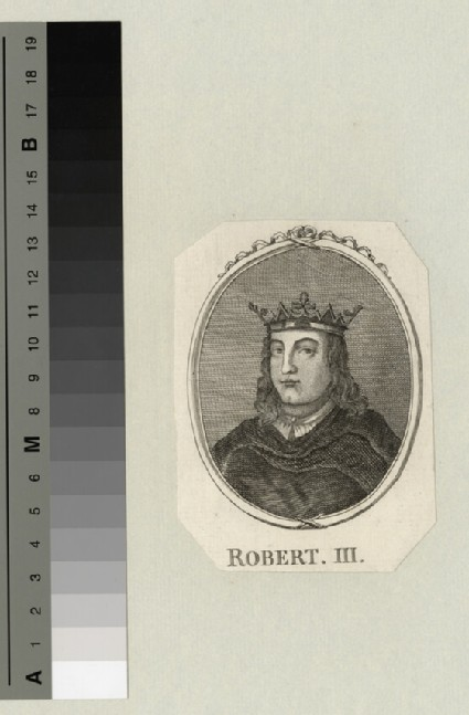 Portrait of Robert III
