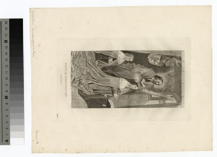 Portrait of James III of Scotlad