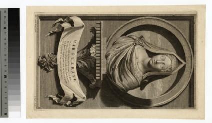 Portrait of Queen Margaret