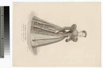 Portrait of Mary Queen of Scots