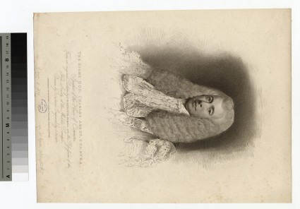 Portrait of Charles Abbot