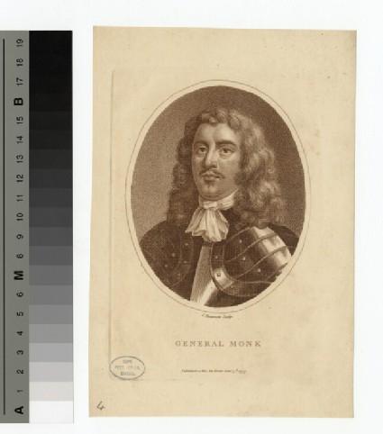 Portrait of Monck
