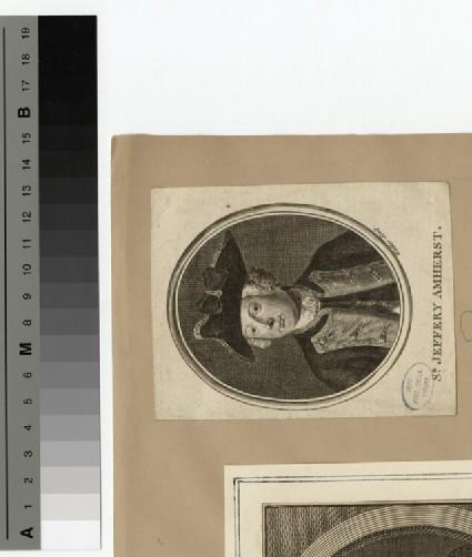 Portrait of Jeffrey Amherst, 1st Baron Amherst