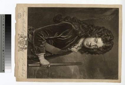 Portrait of Earl Berkeley