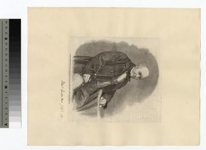 Portrait of Lord Westbury