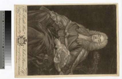 Portrait of J. Bowes