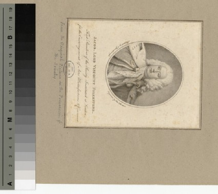 Portrait of VisCount Folkestone