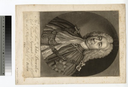 Portrait of VisCount Tyrconnel