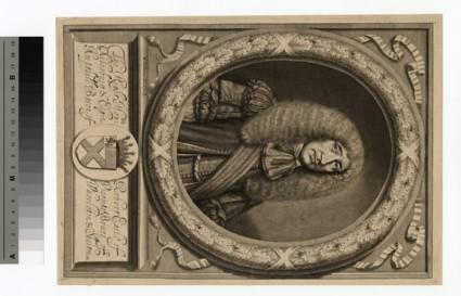 Portrait of Earl of Ailesbury