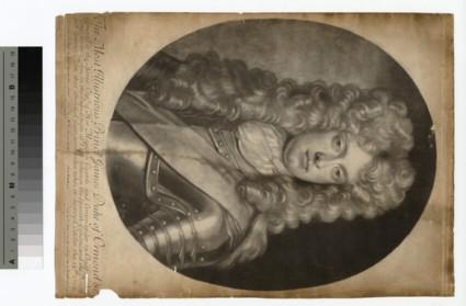 Portrait of James Butler, 2nd Duke of Ormonde
