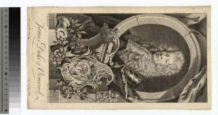 Portrait of James Butler, 1st Duke of Ormond
