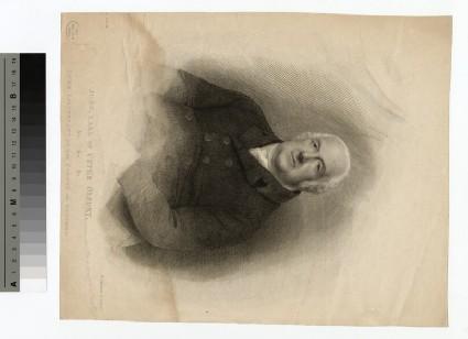 Portrait of Earl Upper Ossory