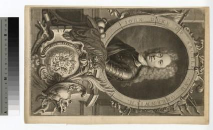 Portrait of John Campbell, 2nd Duke of Argyll
