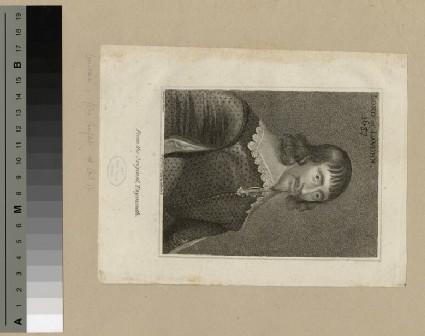 Portrait of Earl of Loudon