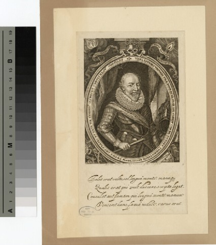 Portrait of Earl Totnes