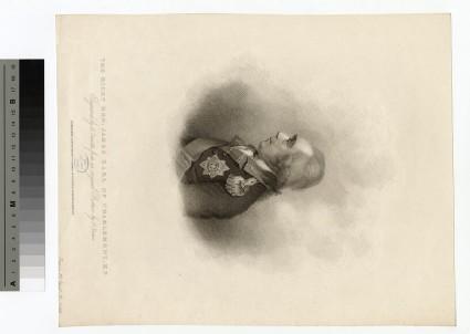 Portrait of Earl Charlemont