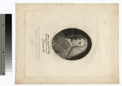Portrait of William Cavendish, 3rd Duke of Devonshire