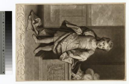 Portrait of Earl of Salisbury