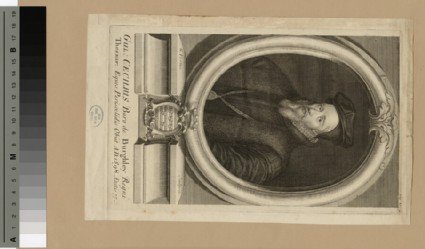 Portrait of Lord Burleigh